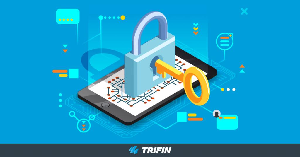Trifin Platform - Encryption Blog Image